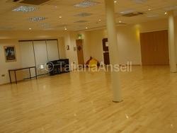 Kingham Hill School - танцевальная студия