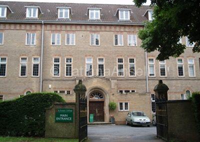 St Francis' College вход