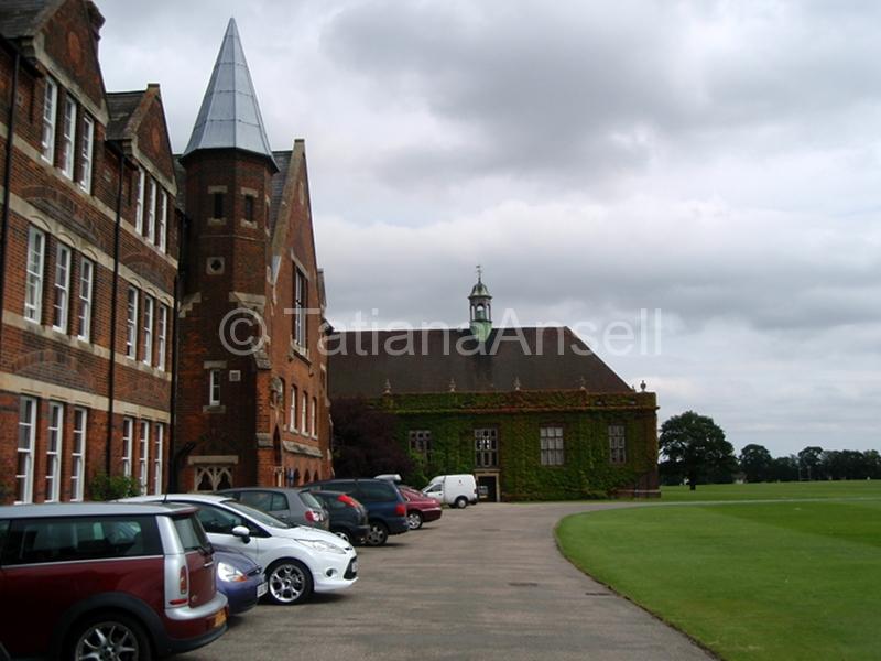 Фоторепортаж о посещении Felsted School