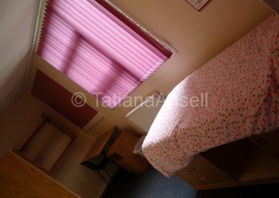 Комната общежития для девочек
