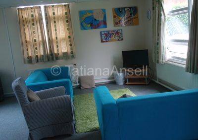 Общая комната - общежитие для девочек