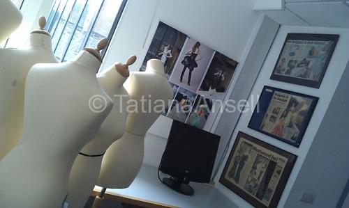 Секция модного дизайна