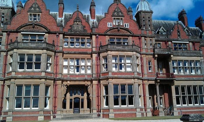 Фоторепортаж о посещении английской школы-пансиона Reddam House (Bearwood College)