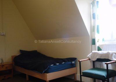 Комната общежития для мальчиков