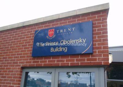 Здание, названное в честь князя Александра Оболенского