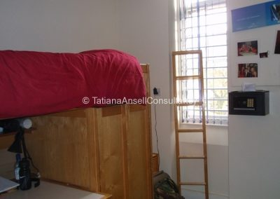 Комната в общежитии девочек