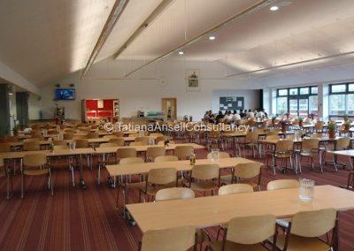 Кафетерий Trent College
