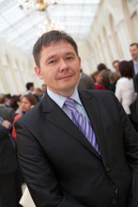 Вадим Титов, исполнительный директор Magna Carta College