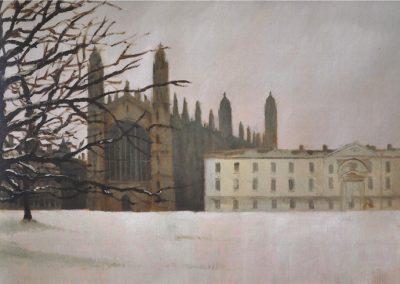 Рождественская открытка от Cambridge Centre for Sixth-form Studies