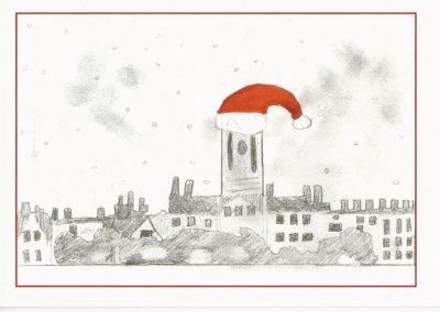 Рождественская открытка от King William's College