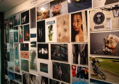 В департаменте дизайна и искусств