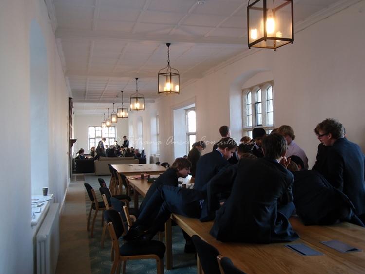 Фоторепортаж о посещении английской школы-пансиона King's School Ely