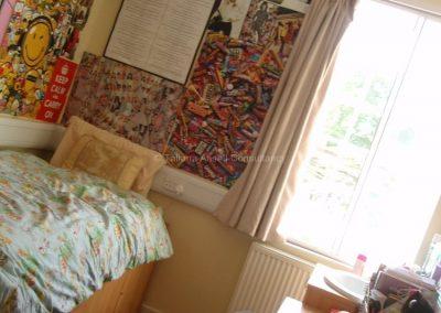 Комната в общежитии для девочек