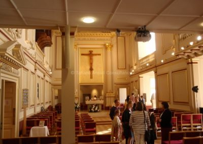 Школьная церковь
