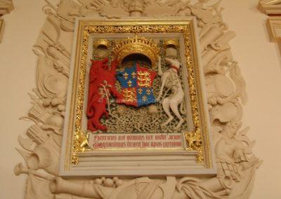 Герб короля Генриха VIII