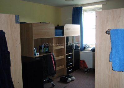 Комната в общежитии для мальчиков