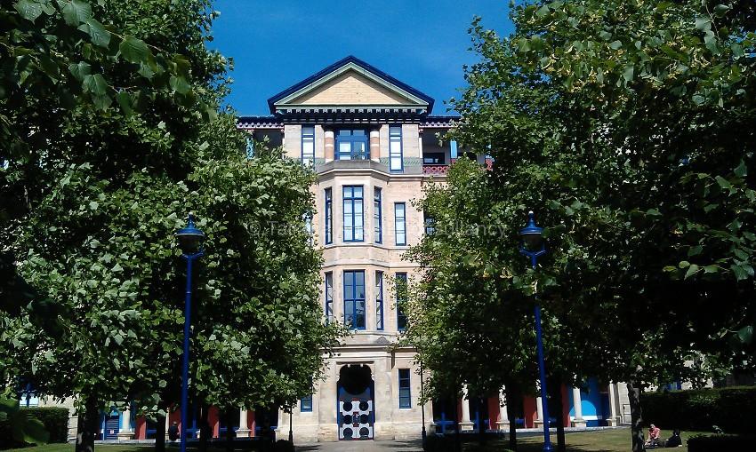 Бизнес-школа Кембриджского университета — Judge Business School