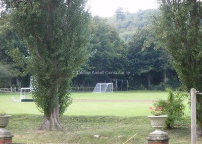 Футбольное поле Бокс Хилл Скул