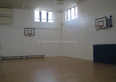 Спортивный зал Campbell College