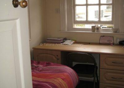 Комната в общежитии Victoria College