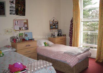 Комната на двоих в общежитии Victoria College