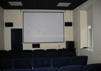 Лекционный зал в Royal School Armagh