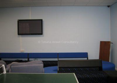 Общая комната в общежитии Royal School Armagh