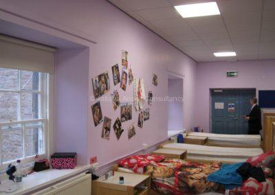 Комната в общежитии Royal School Armagh