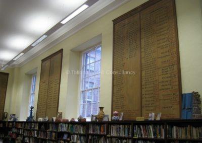 Библиотека Royal School Armagh