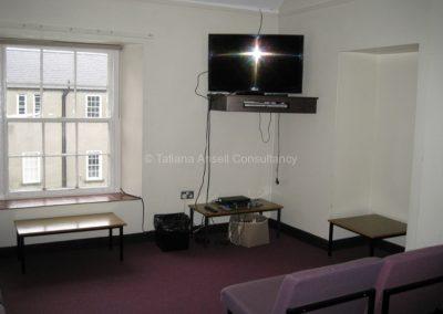 Общая комната общежития Royal Dungannon