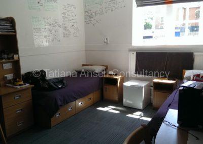 Комната на двоих в общежитии мальчиков Epsom College - для более старшего возраста
