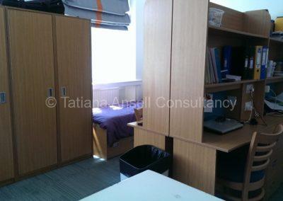 Комната на 4-х в общежитии мальчиков Epsom College - для 9-го класса