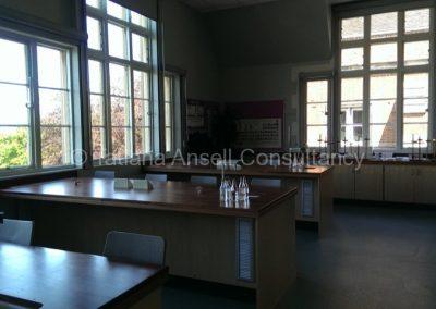 Химическая лаборатория Epsom College