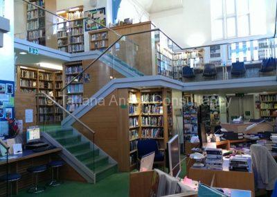 Библиотека Epsom College