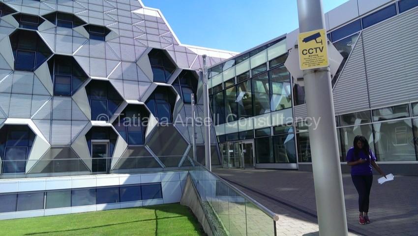 Университет Ковентри (Coventry University) — фоторепортаж