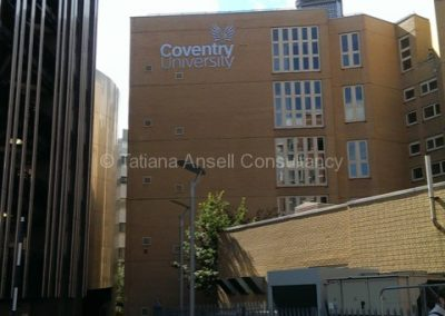 Coventry Uni 3