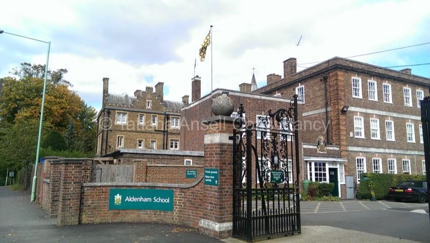 Фоторепортаж о посещении английской школы-пансиона Aldenham School