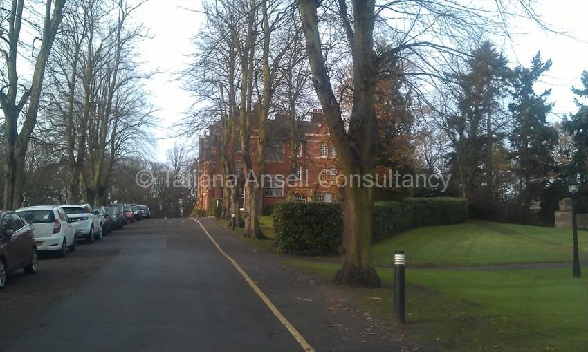 Фоторепортаж о посещении английской школы-пансиона Woodbridge School