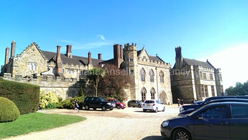 Фоторепортаж о посещении английской школы-пансиона Battle Abbey School