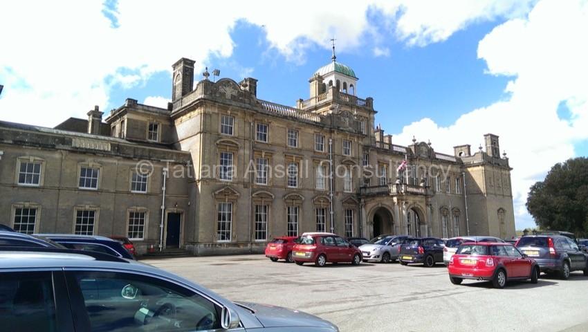 Фоторепортаж о посещении частной школы в Англии — Culford School