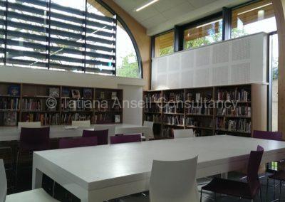 Библиотека Culford School