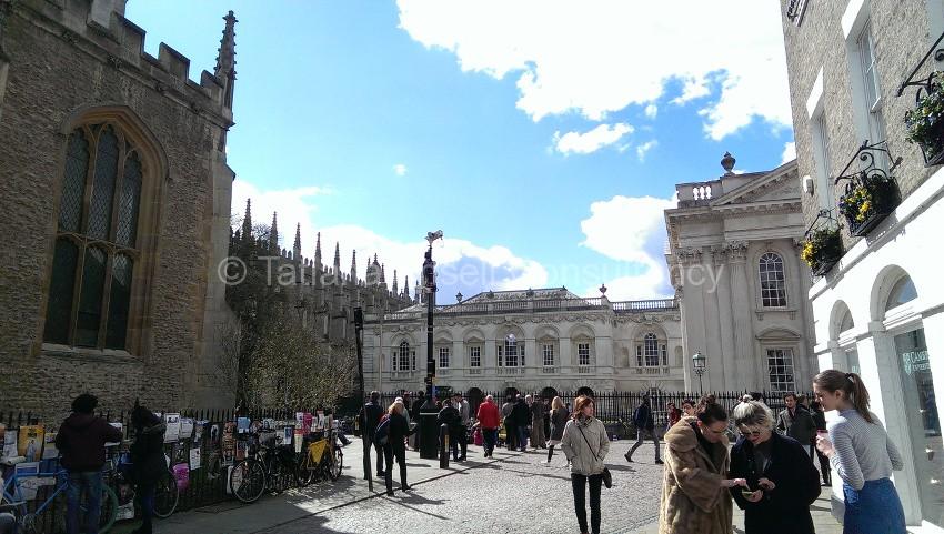 О процессе поступления в Оксбридж — собеседования (часть 2)