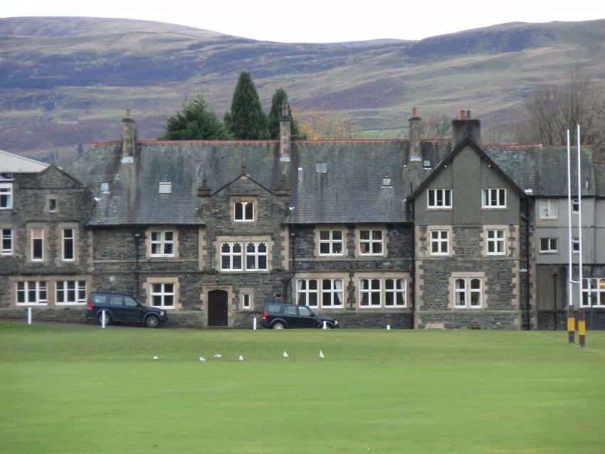 Школа Седберг, Англия