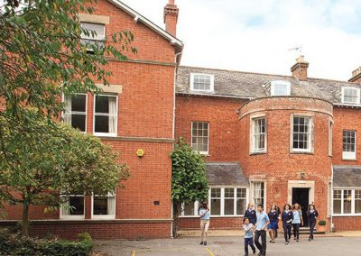 Bishopstrow подготовка к британским школам