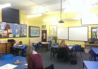 Комната для занятий Walden_School