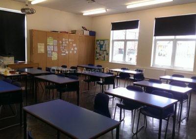 Классная комната Walden_School