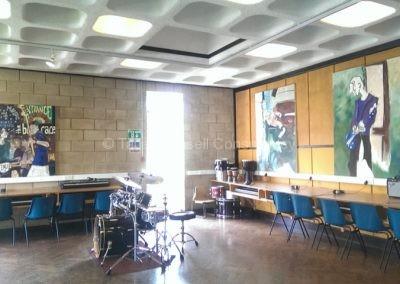Музыкальная комната Walden_School
