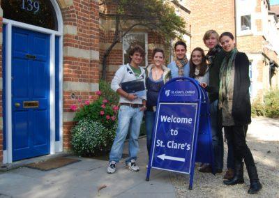 St Clare's College Oxford