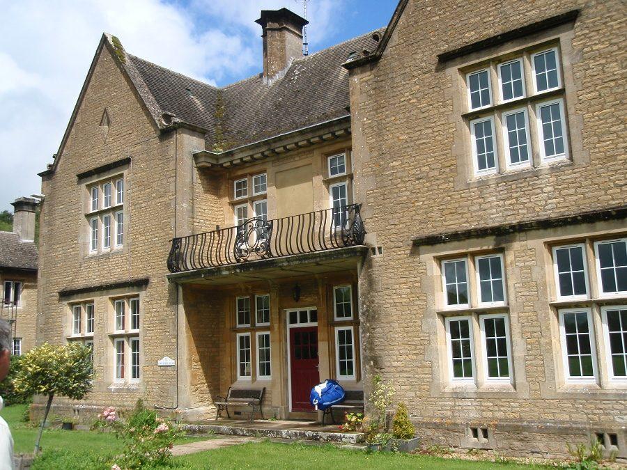 Фоторепортаж о посещении Kingham Hill School