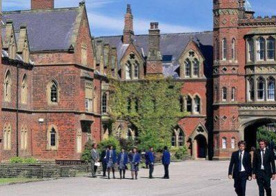 Летний лагерь в британской школе Rossall School для детей 11-17 лет